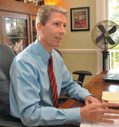 Ken Rhoden, Public Defender